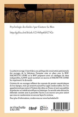 Psychologie des foules (Éd.1895)