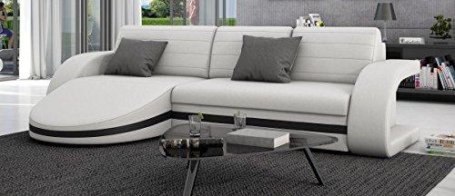 Sofa Dreams Moderne Schlafcouch Guani mit Relax Liegefläche