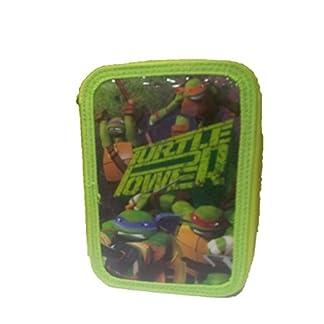 Estuche Nickelodeon Turtles 44piezas