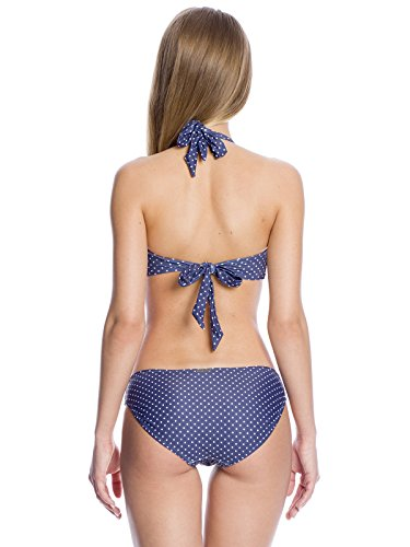 Vive Maria Damen Set Blue See Bikini Blau (Blue Allover)