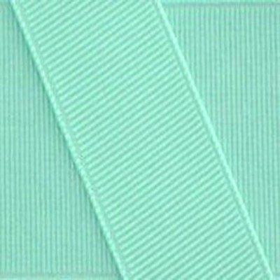 Zipperstop Grosgrain Ribbon Schiff 1. 5 Inch 5 Yards Aquamarine