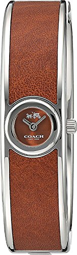 COACH Women's Scout - 14502606 Saddle Watch