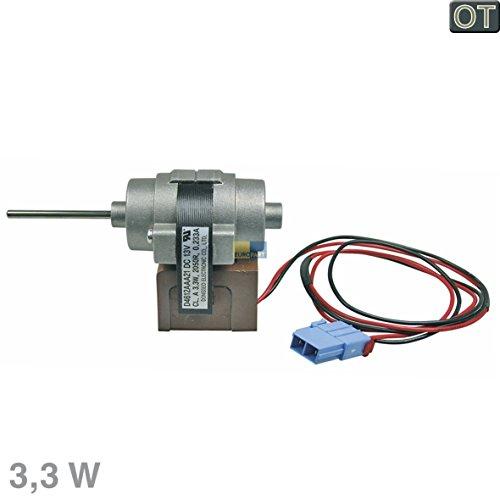 Lüftermotor Motor Kühlgerätelüftermotor Gebläse Ventilator DAEWOO FRNU20ICC Kühlschrank Kühlautomat Kühlgerät Original Bosch Siemens 601067 00601067 3fa46 bd60