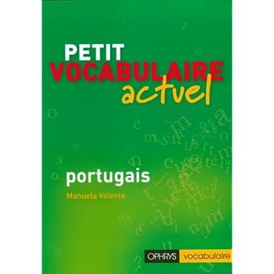Read Petit Vocabulaire Actuel Portugais Pdf Elliotdeon