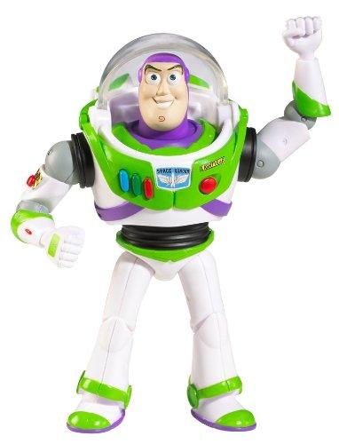 Mattel – Toy Story – Operation: Escape – Buzz l'Éclair – Figurine 14 cm (Import Royaume-Uni)