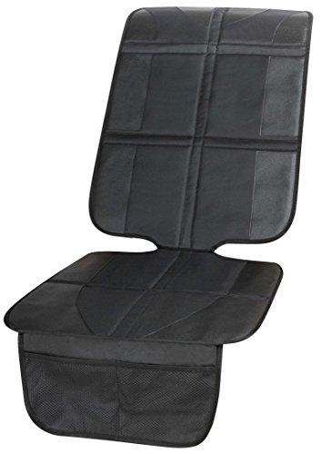 Walser 12457 Kindersitzunterlage, Autositzauflage, Schutzunterlage, Rücksitzschoner - George XL Premium