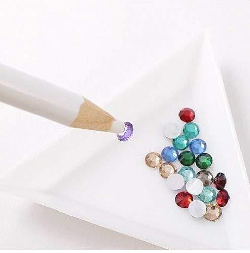 2 x strass Picker crayon stylo outil pour nail art/artisanat avec bonus