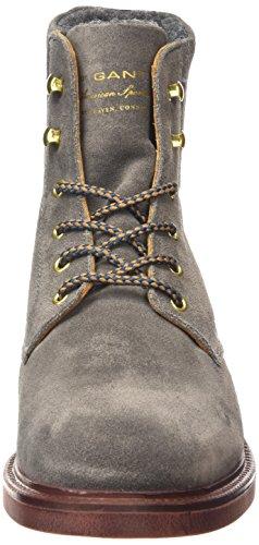 GANT FOOTWEAR Ashley Damen Kurzschaft Stiefel Grau (asphalt grey  G84)