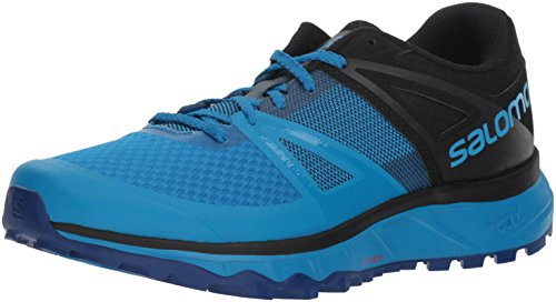 Salomon Trailster Zapatillas de trail running Hombre, Azul (Indigo Bunting/Black/Indigo Bunting), 41 1/3 EU (7.5 UK)