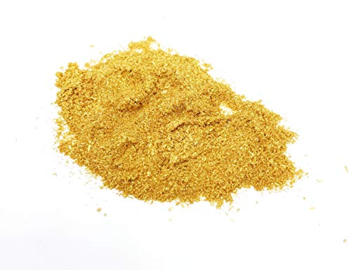 Colori glitterati in oro 12ml (10g)