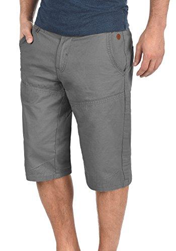 BLEND Sunny Herren Chino-Shorts kurze Hose Business-Shorts aus 100%  Baumwolle Granite ad5883f7af