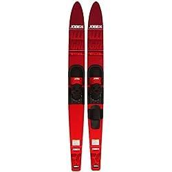 Jobe Allegre Combo Ski à Eau Taille Unique Rouge