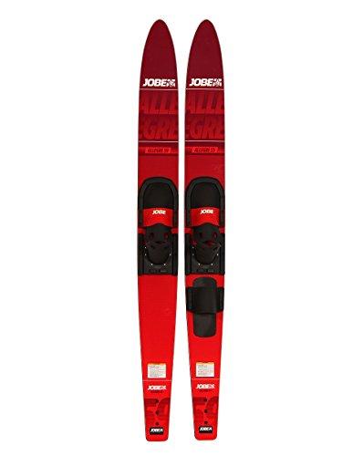 "Jobe Allegre Wasserski Combo Ski Paarski 67\"" 170cm red"