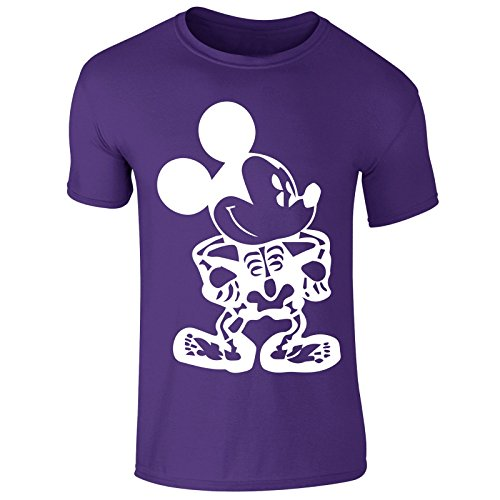 New Childrens Kids Boys Girls Hocus Pocus Haloween Costume T Shirt Top Tee (Kids 11-12 Years) Purple (Hocus Pocus Halloween-kostüm)