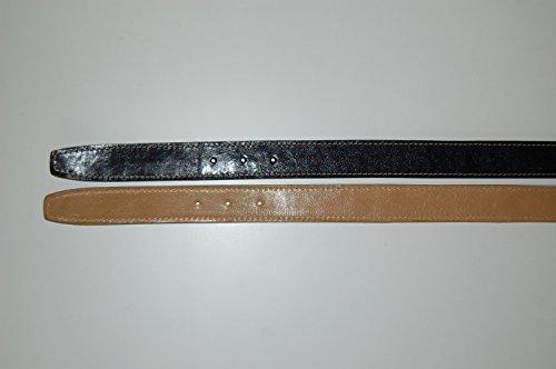 NUEVO para cinturón, piel Cinturón, reversible Cinturón F. Buckle U. ID, LV,...