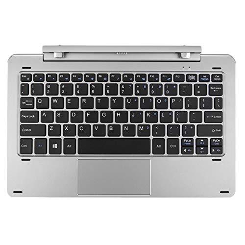 Preisvergleich Produktbild Banbie8409 Mini-Tastatur für Chuwi Hi10 Pro / HiBOOK Pro nichtmagnetische Saugschlitz-Tastatur