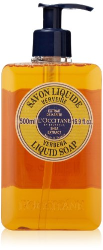 L'Occitane Liquid Soap Verbena, 16.9-Ounce Bottle
