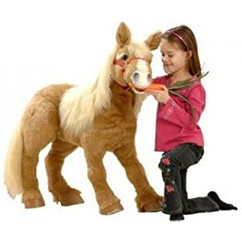 Hasbro Fur Real Friends Butterscotch Pony