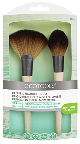 Ecotools Define And Highlight Duo Brochas Definir