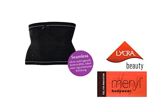 Esmara® Lingerie Taillen Former - Shapewear - Meryl® LYCRA® Schwarz