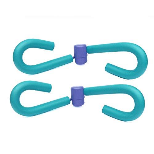 NSC Yoga Pierna Medial Fitness Equipment Mini Sport Pérdida De Peso Accesorios Multifunción,Blue