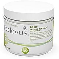 Peclavus Basic Schrundensalbe Propolis u. Canaubawachs, Salbe gegen Hornhaut und Risse an der Fußhaut, 250 ml preisvergleich bei billige-tabletten.eu