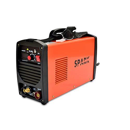 Saldatrice Inverter Tig pulsata 200Amp puls hf start igbt professionale Tig