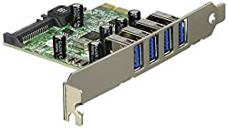 Startech.com 4 Port Pci Express Pcie Superspeed Usb 3.0 Controller Card Adapter With Uasp - Sata Power - Usb 3 Pcie Card