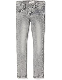 Name It Nittika Skinny Dnm Pant Nmt Noos, Jeans Fille