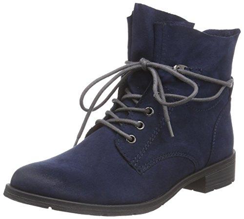 Marco Tozzi 25100, Damen Chukka Boots, Blau (Navy 805), 38 EU (5 Damen UK) (Sportliche Chukka Damen)