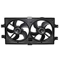 Right side radiator fan 2007-2011