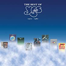 The Best of Yes : 1970 - 1987