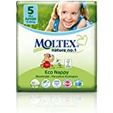 Moltex Nature n°1 BEAR Couches Jetables et Biodégradables pour bébés Différentes tailles
