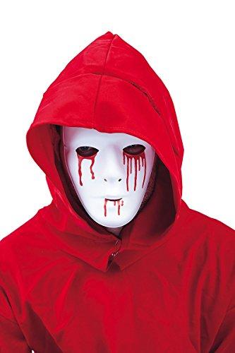 Blut-Tränen Halloween Maske für (Teufel Masken Halloween)