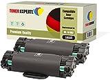2-er Pack TONER EXPERTE® Premium Toner kompatibel zu ML-1610D2 für Samsung ML-1610, ML-1615, ML-1620, ML-1625, ML-1650, ML-2010, ML-2015, ML-2510, ML-2570, ML-2571, SCX-4321, SCX-4521, SCX-4521F
