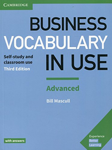 Business Vocabulary in Use: Advanced Book with Answers Third Edition