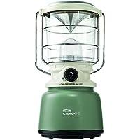liteXpress Lanterne de camping 1000lm Camp 71Norme ANSI Style rétro, vert/crème