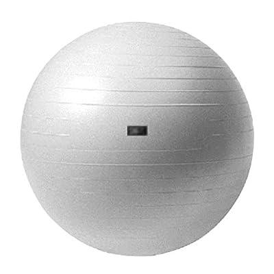 Yogastuhl Training Yoga Ball Gewichtsverlust Fitness Ball Trainingsbalance Ball Outdoor Bouncing Ball Schwangere Frauen Midwifery Ball Dick Explosionssicher (Last: 120kg) Fitness