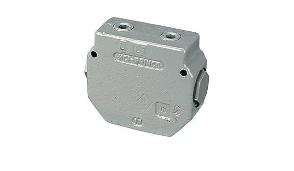 1//2 Port Flow Divider//Combiner Valve Prince Manufacturing RD-1550 .062 Gloss Black 2-3 GPM Range