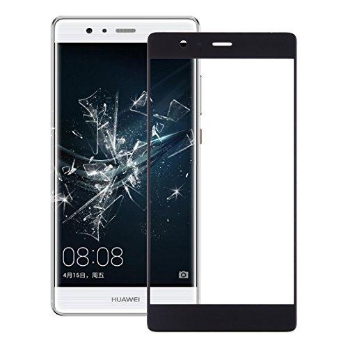 Piezas de repuesto para teléfonos móviles, IPartsBuy Huawei P9 Plus Lente de Cristal Exterior para Pantalla Frontal ( Talla : For huawei p9 plus black )