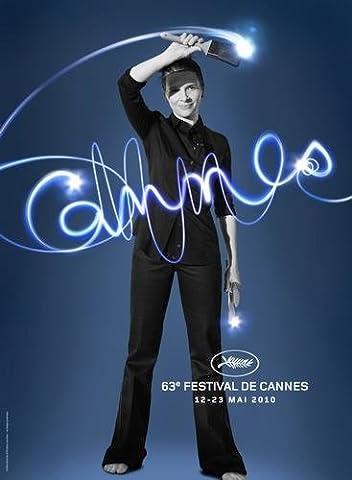Cannes Festival 2010 Art, Poster, Affiche (61 cm x 91