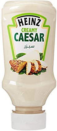 Heinz Caesar Salad Dressing, Top Down Squeezy Bottle, 225ml