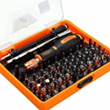 SHREWAS 53 in 1 Multifunctional Precision Screwdriver Repair Tool Set with Bits