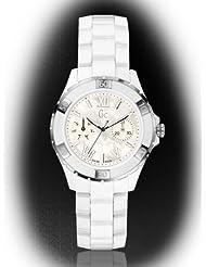 Guess Herren-Armbanduhr Analog Quarz Edelstahl X69001L1S