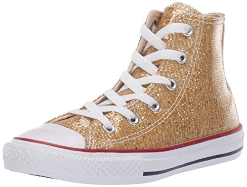 Kids Girls Sparkly White Converse All Stars Bling Flower Girl Personalized Birthday Communion Shoes