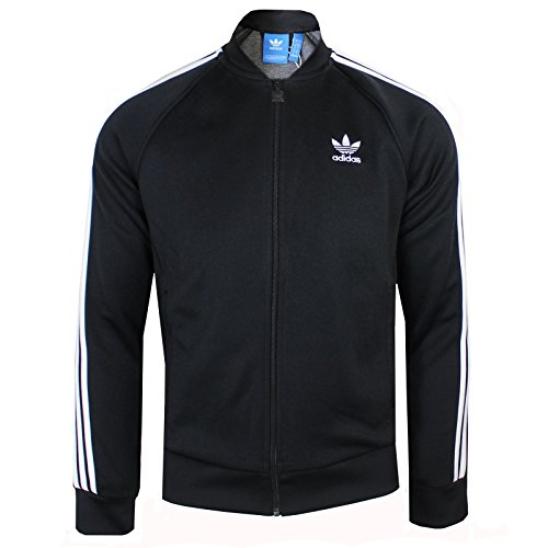 5765b8102306b9 adidas Men s Superstar Track Jacket by Adidas at the Love Jackets