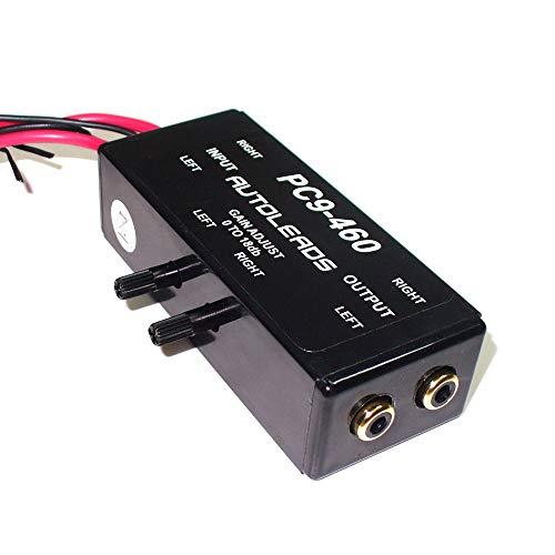 4V Cinch-Verstärker Low Level Booster Stereo Line-IN Verstärker Line-Driver