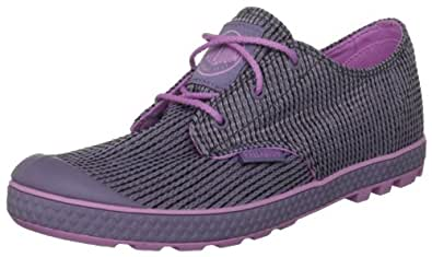 Palladium Slim Oxford II 92837-509-M, Damen Slipper, Violett (Purple Gray), 38 EU / 5 UK