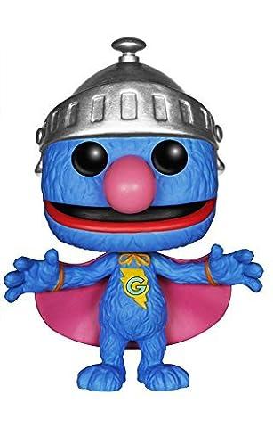Sesamstraße Funko Pop! - Super Grover 01 Sammelfigur Standard