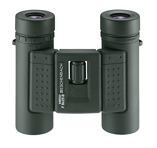 Eschenbach Optik sektor F 8x25 compact+ Fernglas, grün